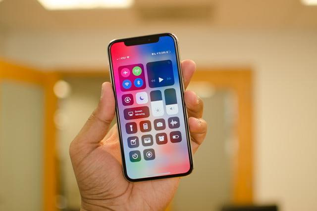 iPhone X - How to use AirDrop