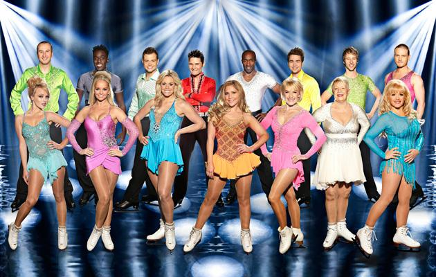 The 15 celebrities lined up for series seven of Dancing on Ice, which starts on January 8, come from the worlds of music, film, sport and TV.