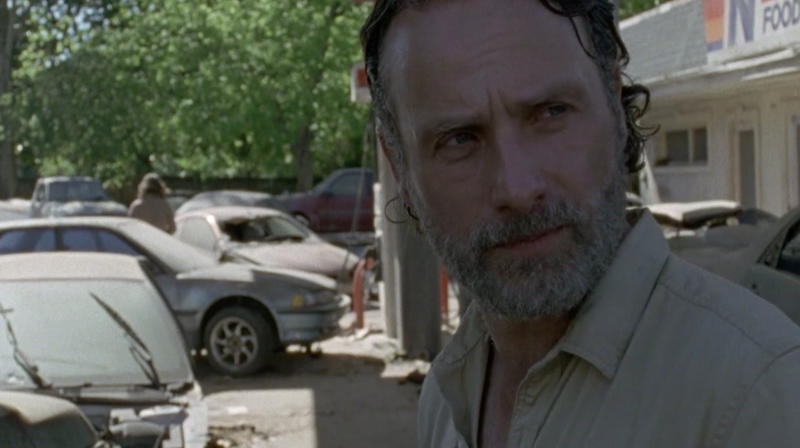 'The Walking Dead' Secretly Brought Back Its First Ever Zombie In Season 8 Premiere