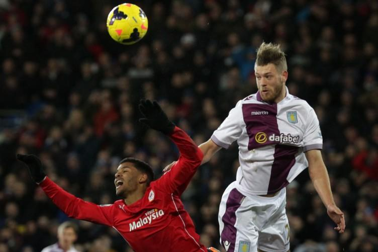 Woodwork and wonder save ensure Cardiff v Villa ends in stalemate