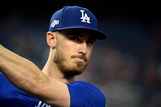 Cody Bellinger's Dodgers lost back-to-back World Series to teams accused of stealing signs using technology.