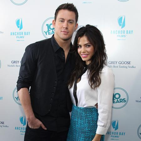 Channing Tatum: My wife talks to psychics