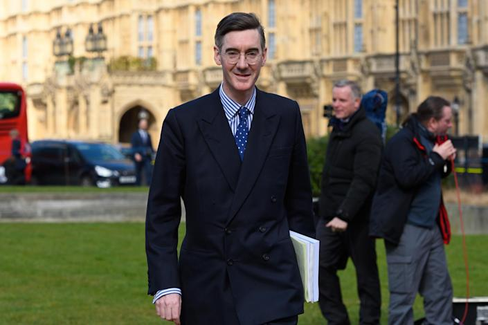 Jacob Rees-Mogg admits Brexiteer coup attempt against Theresa May has stalled
