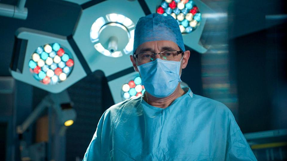 'Holby City' premiered on the BBC as a 'Casualty' spin-off way back in 1999. (BBC)