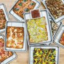 <p>Pick your three favorite flavors of this heavenly <span>Emmy Squared Detroit-Style Pizza</span> ($89 for three). Each Detroit-style pizza has a fluffy focaccia-like dough topped with caramelized cheese and toppings.</p>
