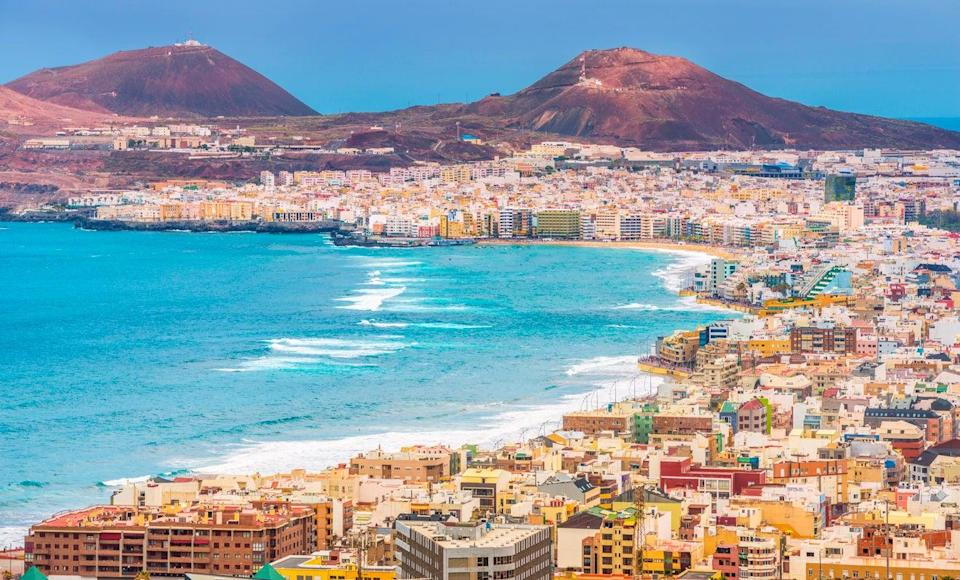 There's been a surge in bookings for multi-generation holidays abroad after rule of six was announced (Getty Images)