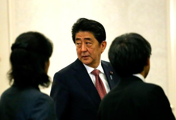 Trump to meet Abe next month, vows iron-clad support to Japan