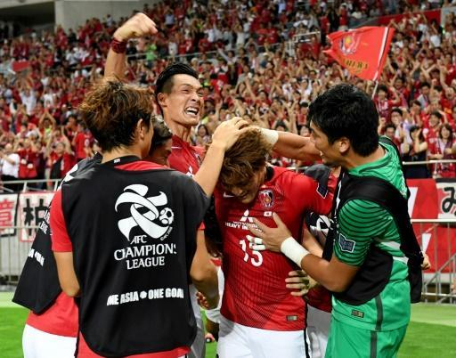 Reds stun Kawasaki to reach Asian semi-finals