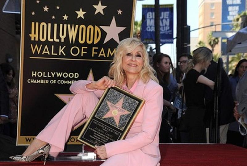 Judith Light Walk of Fame