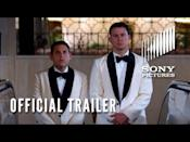 """<p>This is the only time repeating high school will be cool. Channing Tatum and Jonah Hill, two underachieving cops, are given their first big assignment: go undercover at a local school to bust a synthetic drug ring. What happens when two rookie cops mix with the drama of high school life? Find out in <em>21 Jump Street</em>. </p><p><a class=""""link rapid-noclick-resp"""" href=""""https://www.amazon.com/21-Jump-Street-Jonah-Hill/dp/B0081L37Z0?tag=syn-yahoo-20&ascsubtag=%5Bartid%7C10063.g.34203723%5Bsrc%7Cyahoo-us"""" rel=""""nofollow noopener"""" target=""""_blank"""" data-ylk=""""slk:Stream it here"""">Stream it here</a></p><p><a href=""""https://www.youtube.com/watch?v=RLoKtb4c4W0&ab_channel=SonyPicturesEntertainment """" rel=""""nofollow noopener"""" target=""""_blank"""" data-ylk=""""slk:See the original post on Youtube"""" class=""""link rapid-noclick-resp"""">See the original post on Youtube</a></p>"""