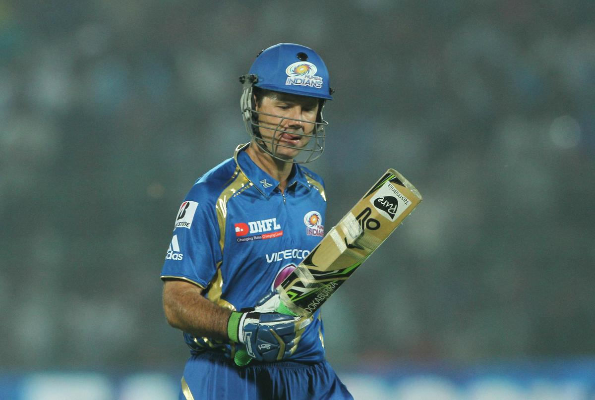 Ricky Ponting [Mumbai Indians]: 6 matches, 52 runs with strike rate of 69.33. The former Australia captain was named captain of Mumbai Indians at the start of the tournament, but opted to drop himself after struggling to make any impact at the top of the order. Ponting though contributed away from the field in his role as senior player.