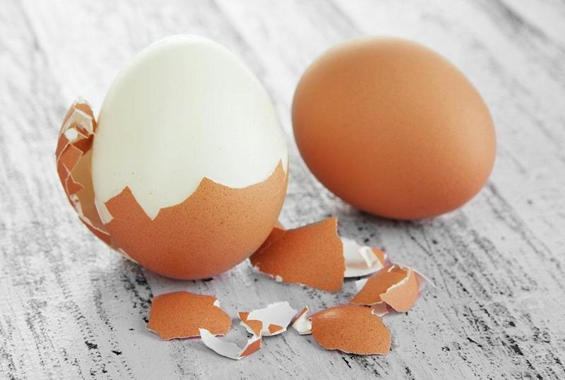 Beyond easily upping your daily protein count— each 85-calorie eggs packs a  solid 7 grams of the muscle-builder—eggs also boost your health. They're  loaded ...