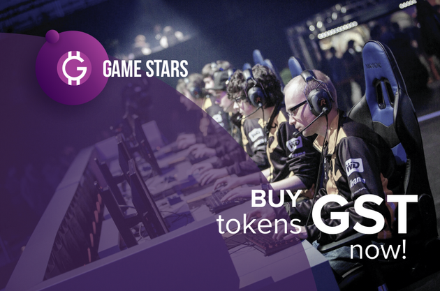 Pre-Sale Complete Sold-Out. Game Stars Tokens Are Favoured By Bitcoin Holders