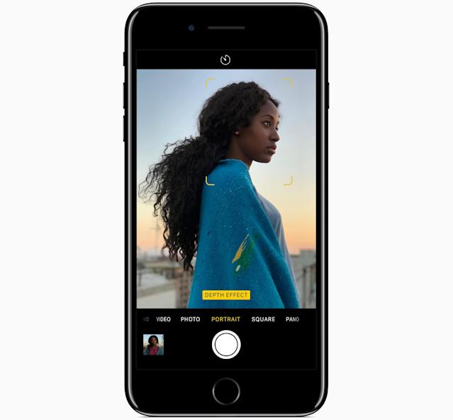 Apple's iOS 11 will include the retail version of its Portrait mode camera feature, which will make your images pop by making your subject look sharp while blurring the background.
