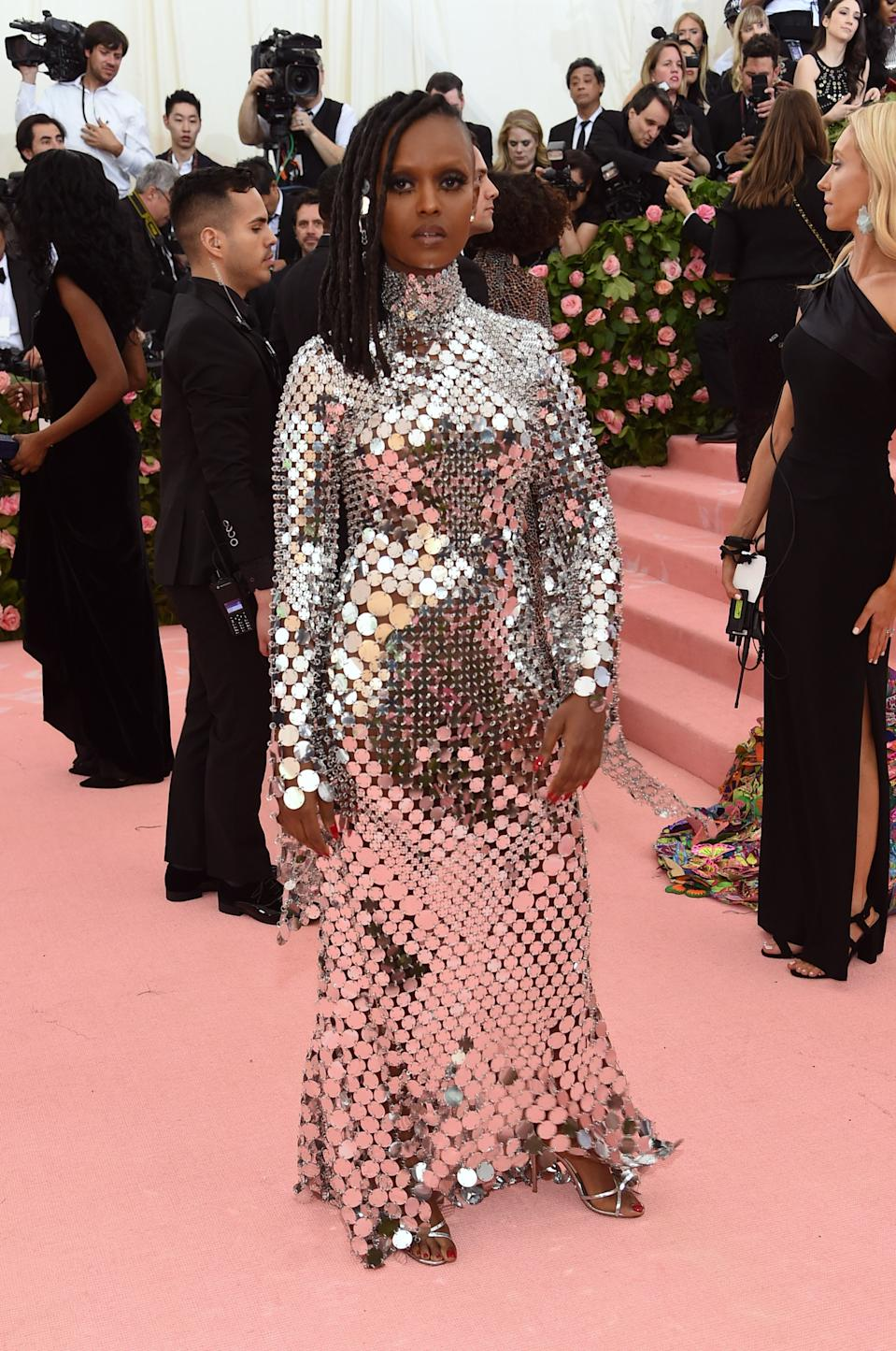 """<h1 class=""""title"""">Kelela in Paco Rabanne</h1><cite class=""""credit"""">Photo: Getty Images</cite>"""