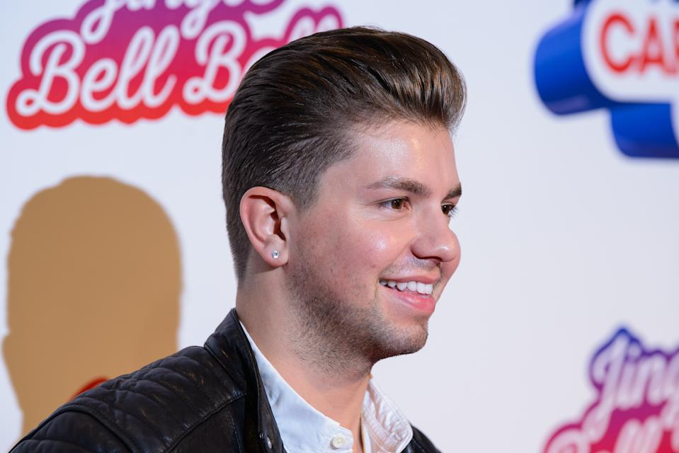 Sonny Jay attends the Capital FM Jingle Bell Ball at The O2 Arena on December 09, 2018 in London, England. (Photo by Joe Maher/Getty Images)