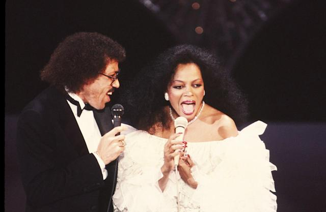 "<p>This elegant duet was nominated for three Grammys. It lost Record and Song of the Year to the Kim Carnes smash ""Bette Davis Eyes"" (which also logged nine weeks at No. 1). It lost Best Pop Vocal Performance by a Duo or Group to the Manhattan Transfer's ""Boy From New York City."" A 1994 remake of ""Endless Love"" by Luther Vandross and Mariah Carey was nominated for Best Pop Vocal Collaboration, but also lost. (Photo: Getty Images) </p>"