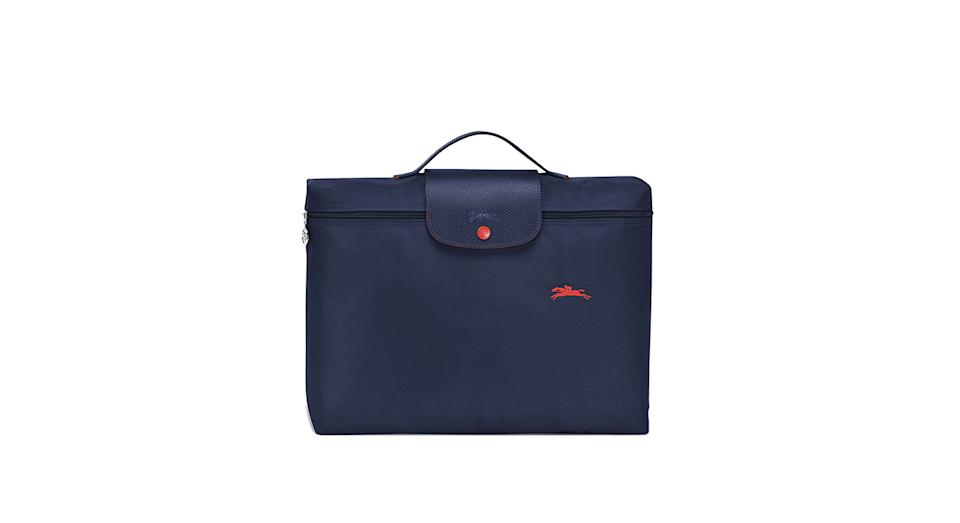 Longchamp Le Pliage Club Briefcase