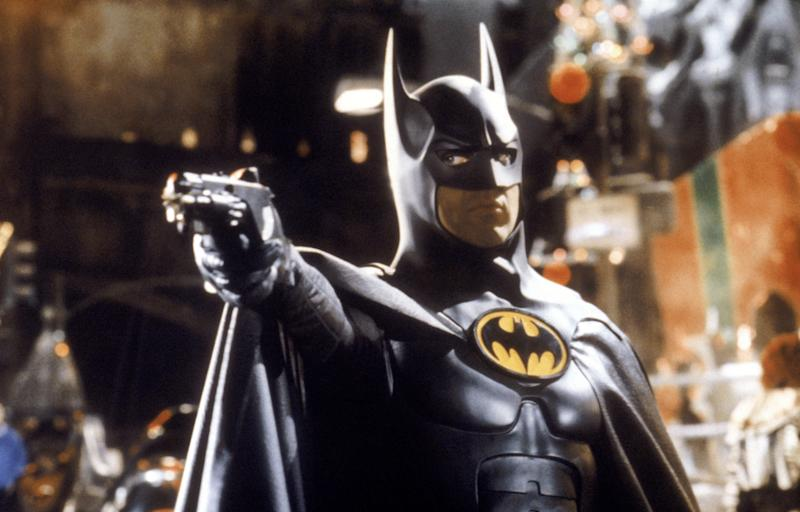 Michael Keaton as Batman in 'Batman Returns' (Photo: Warner Bros./courtesy Everett Collection)