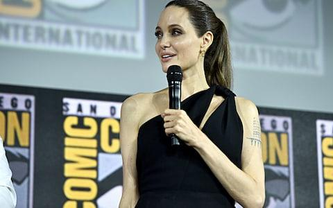 Angelina Jolie - Credit: Alberto E. Rodriguez/Getty Images