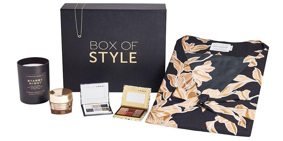"""<p class=""""body-dropcap"""">One-time gifts are so last year. Subscription boxes—or a service that periodically sends packages to one's address—are the best presents of a new generation. Not only will the personalized boxed gifts show your loved ones that you're thinking about them, but they're sure to last well beyond a holiday or any milestone celebration. Scroll down to find the perfect subscription box, from fashion and beauty to food and fitness, for your family and friends, and beyond.</p>"""