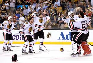 Chicago Blackhawks | Photo Credits: Harry How/Getty Images