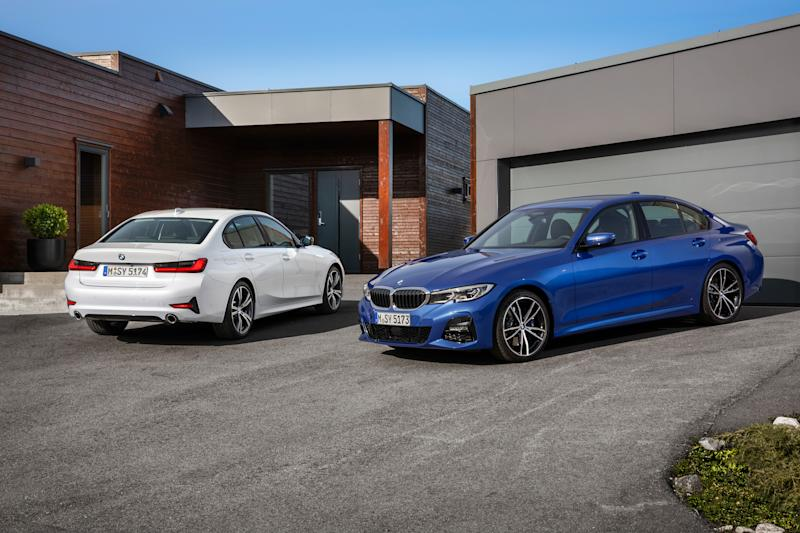 BMW reveals its all-new 3 Series and it has a high-tech
