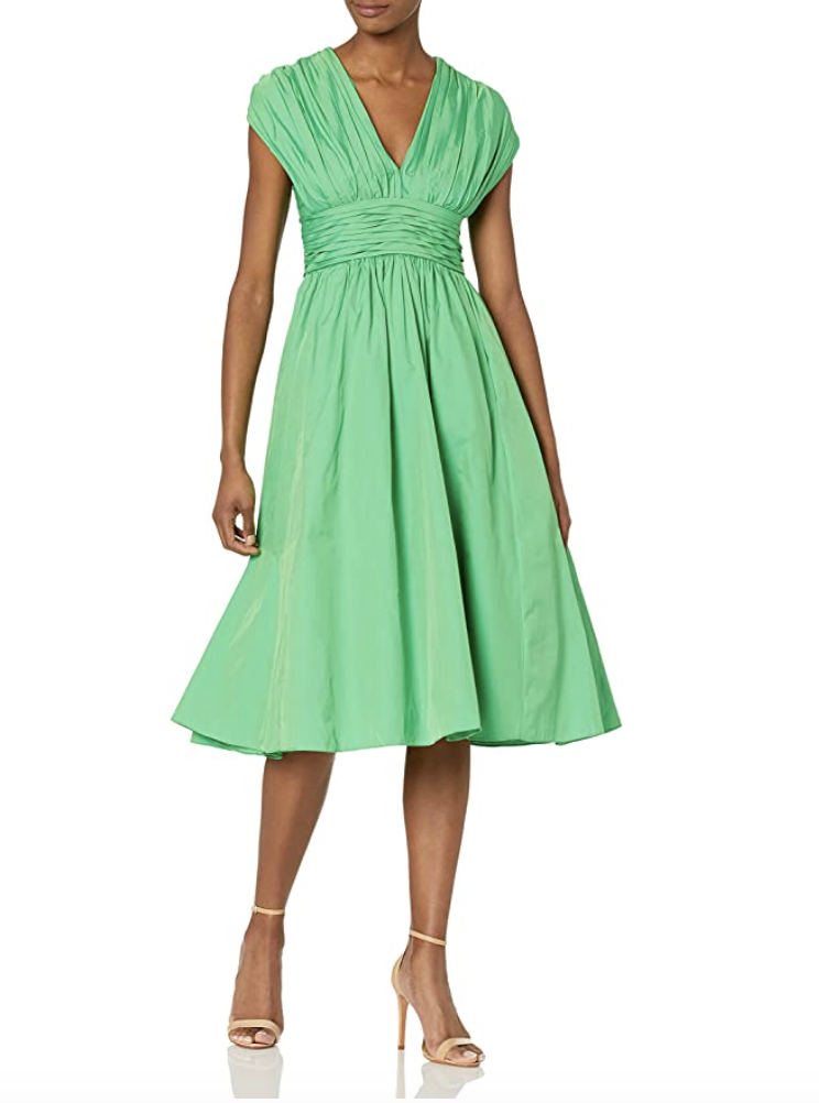 Tracy Reese Fit and Flare Dress