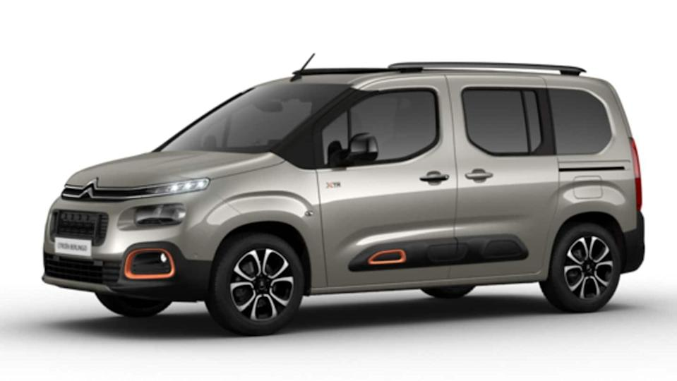 Citroen Berlingo MPV spotted testing in India: Details here