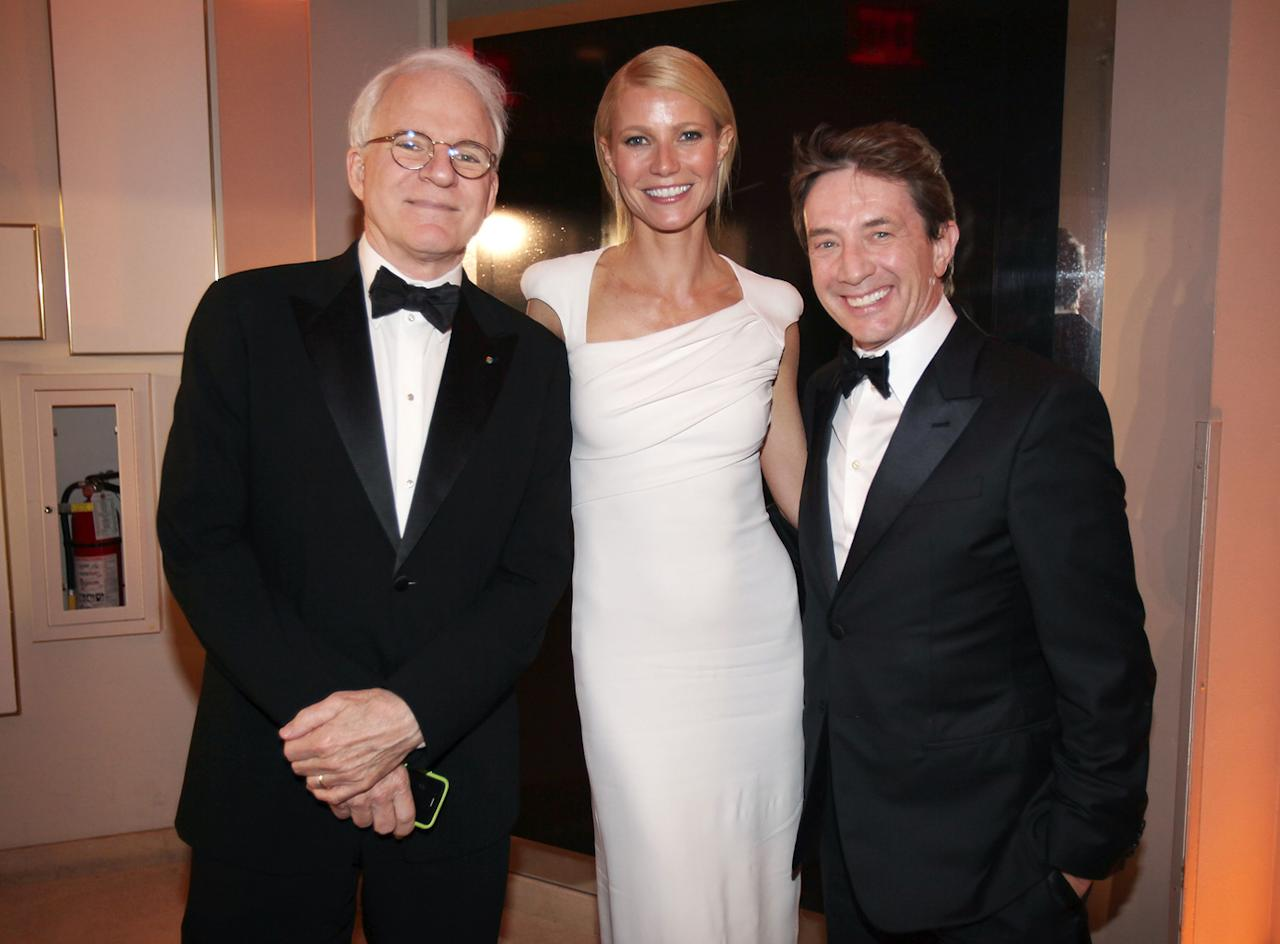 "Steve Martin and Martin Short made a Gwyneth Paltrow sandwich, not that she eats sandwiches ... or eats anything solid for that matter.<br><br><a target=""_blank"" href=""http://bit.ly/lifeontheMlist"">Follow Matt Whitfield on Twitter!</a>"
