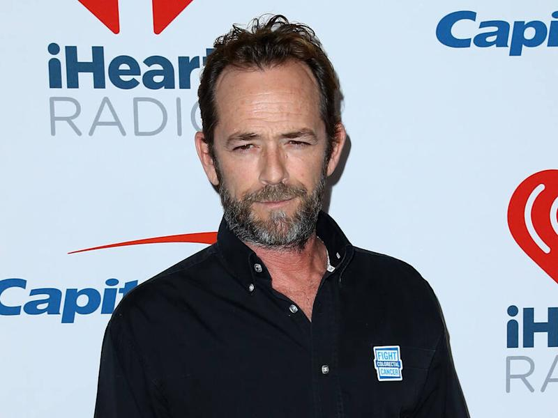 Luke Perry's children honour late actor on his 53rd birthday