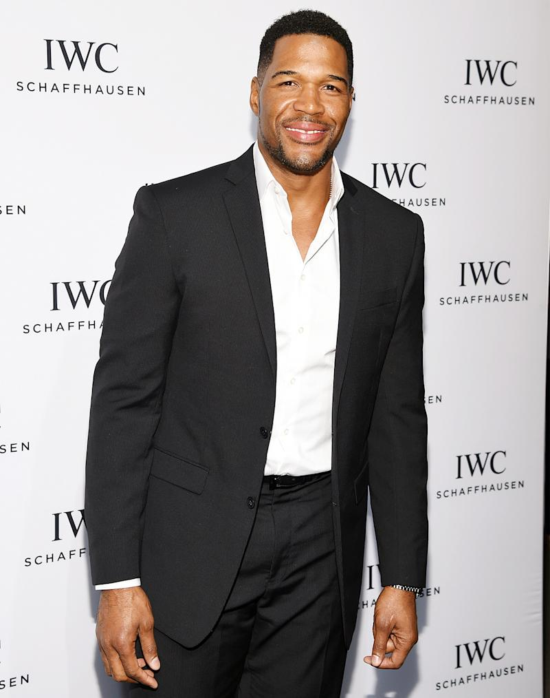 Michael Strahan Is Leaving Live With Kelly And Michael For Good