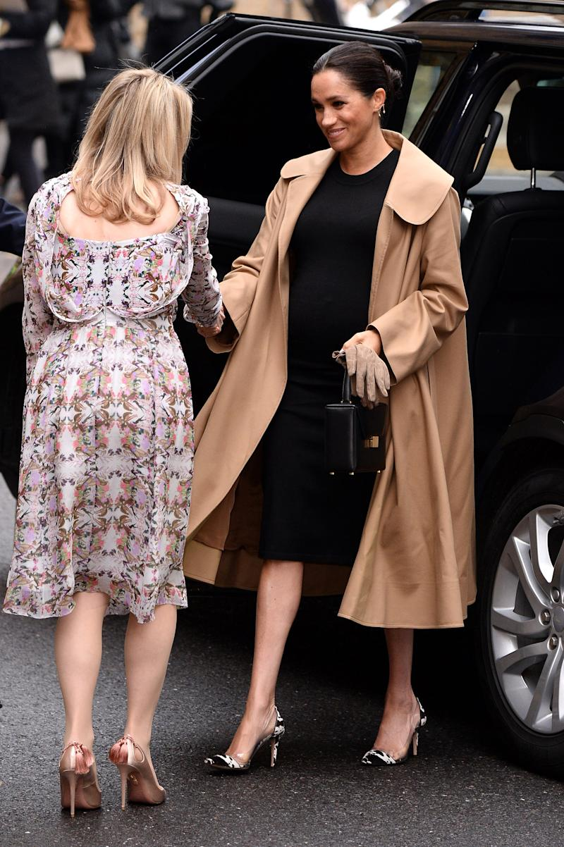 Meghan Markle's Hatch Dress and 3 Other Maternity Brands That Are Actually Chic