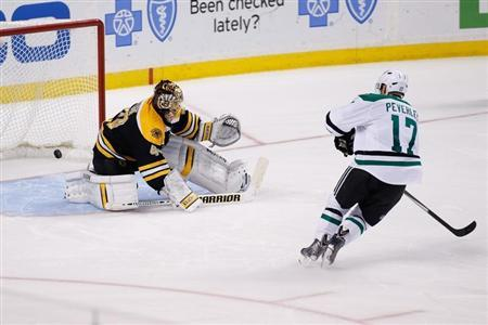 NHL: Dallas Stars at Boston Bruins