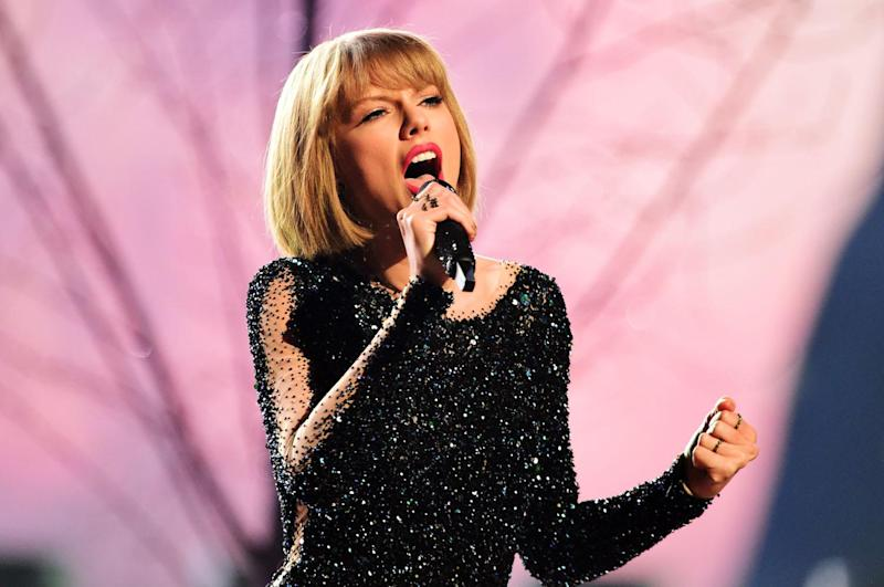 Swift: The musician will star in the new movie: AFP/Getty Images