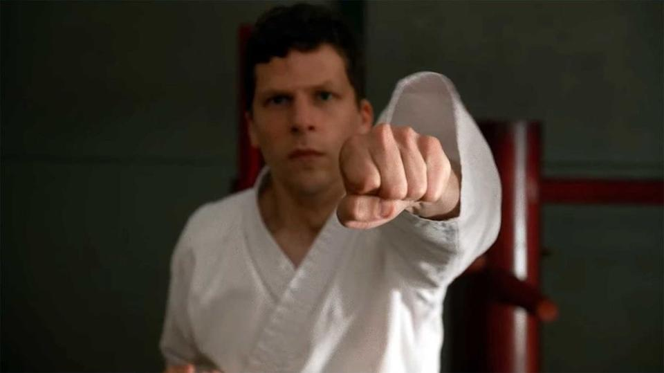 Jesse Eisenberg in The Art of Self-Defence