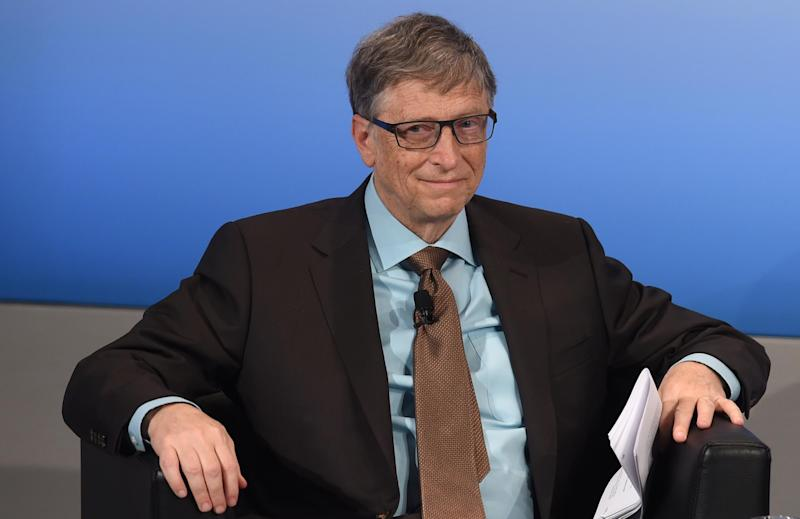 The Bill & Melinda Gates Foundation was set up in 2000: AFP/Getty Images