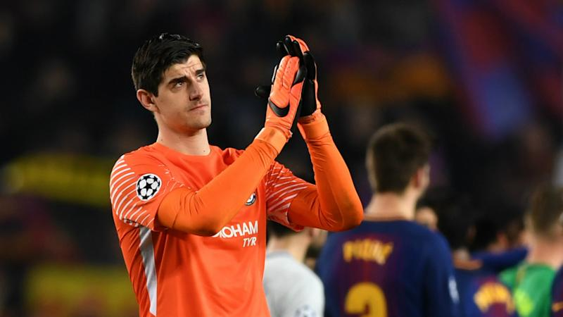 Individual mistakes cost Chelsea - Courtois