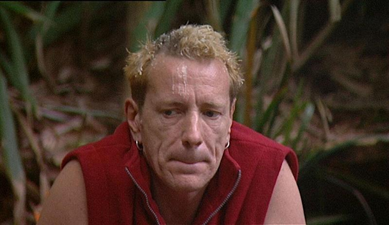 """After calling viewers a bunch of """"f***ing c***s"""" live on air, the former Sex Pistols singer left 'I'm A Celeb' after 11 days in the jungle, claiming producers refused to tell him whether his wife had landed safely in Australia, and following several disagreements with Katie Price."""