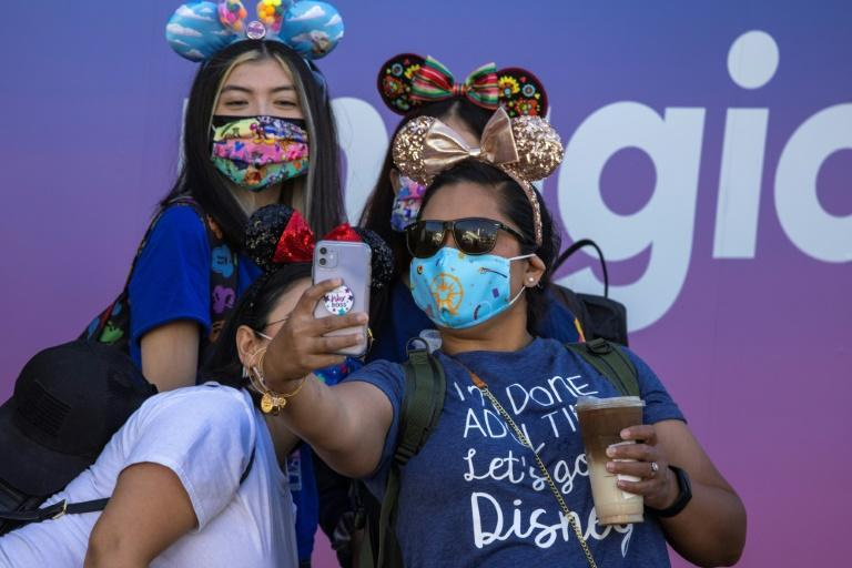 Disneyland in California finally reopened more than 400 days after the pandemic forced its closure