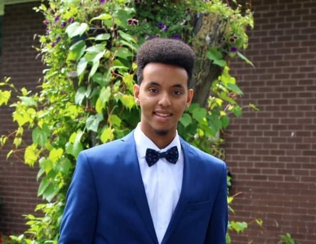 A new memorial foundation has been created to honour the memory of social justice advocate Abel Mengistab, who died in June 2020. (submitted by Mengistab Tsegaye  - image credit)