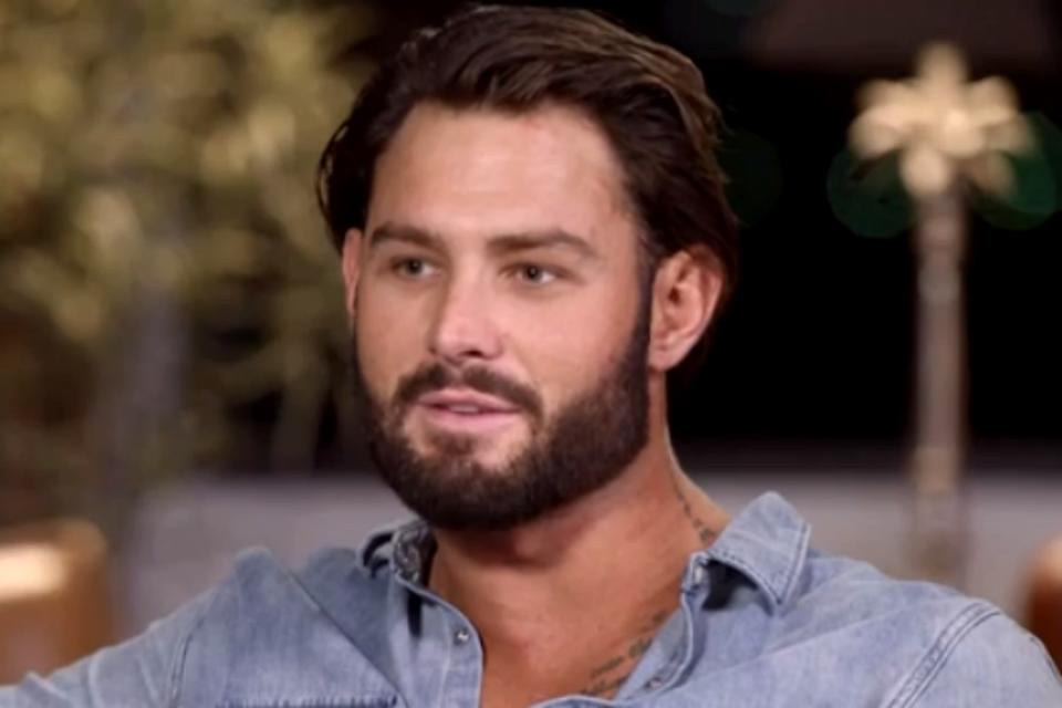 Sam Ball appears on Married at First Sight 2019