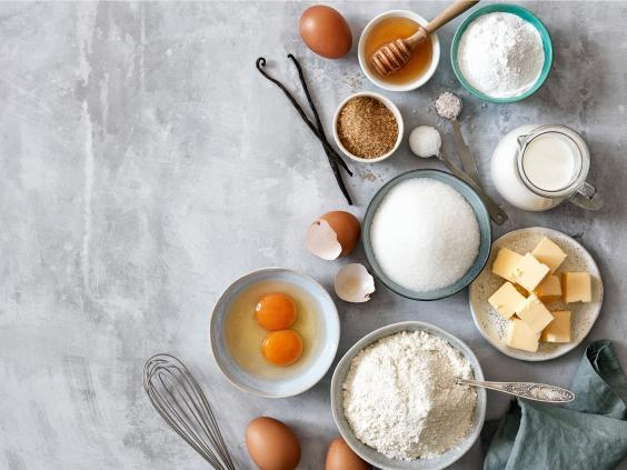 As shops are running out of flour, look to bakes without it like flapjack or cheesecake (iStock)