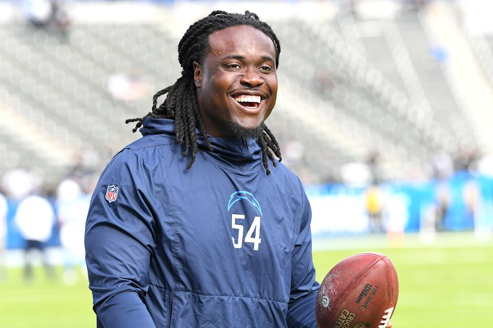 Melvin Ingram will play for Steelers.