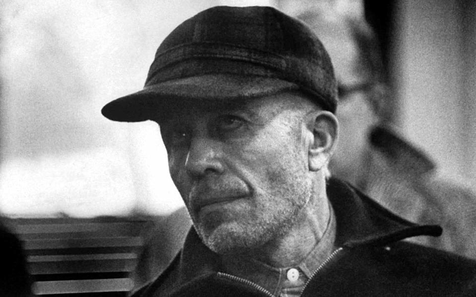 Double-murderer Ed Gein's horrifying mutilation of his victims inspired the character of Buffalo Bill - Francis Miller