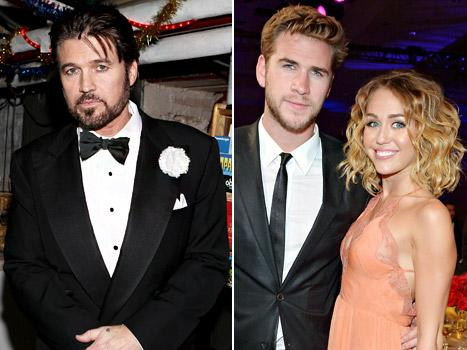 Billy Ray Cyrus Isn't Sure Miley Cyrus Will Marry Liam Hemsworth