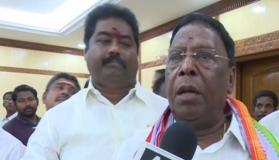 We are neither here nor there: CM Narayanasamy wants the Centre to declare Puducherry as 'transgender'
