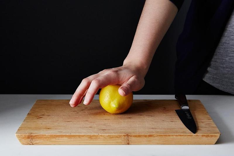 A Trick for Juicing Citrus from Food52