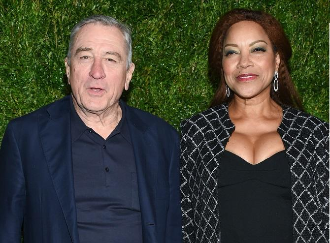Robert De Niro y Grace Hightower en 2016 (AP Photo, Evan Agostini, Gtres)