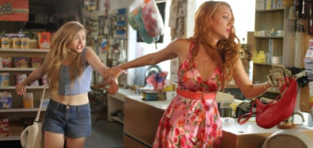 REVIEW: Chloe Moretz and Blake Lively Almost Steal Away with Hick